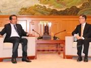 Le Vietnam et la Chine plaident pour l'amitié et la coopération bilatérales