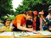Quang Tri, modèle de point du programme « Bonheur KOICA »