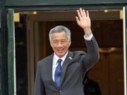 Première visite officielle d'un PM singapourien en Israël