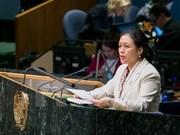 Le Vietnam préconise le règlement pacifique du conflit israélo-palestinien