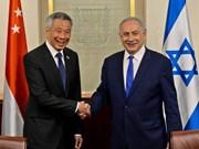 Israël et Singapour dynamisent leur coopération