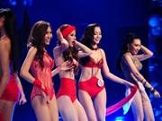 Miss Mer du Vietnam 2016: les beautés et la mer