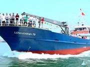 Le premier bateau de pêche hauturière en acier de Quang Binh