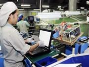 Les produits électroniques du Vietnam très appréciés en UE