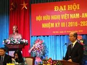 Promotion de l'amitié Vietnam-Algérie