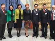 Vietnam et Norvège promeuvent leur coopération parlementaire