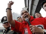 Thaïlande : les chemises rouges s'opposent au projet de nouvelle Constitution
