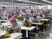 Textile-habillement: Les exportations nationales frôlent les 5 milliards de dollars en trois mois