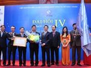 Le vice-Premier ministre Vu Duc Dam au congrès de VINASA