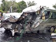 Accidents de la circulation : 22 morts par jour en avril