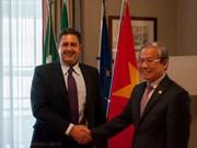 La région de Ligurie (Italie) souhaite renforcer sa coopération avec le Vietnam