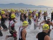 Le triathlon VNG Ironman 70.3 à Dà Nang