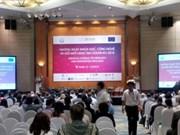 Les journées ASEAN-UE pour les sciences, les technologies et l'innovation