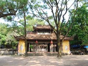 Découvrir la pagode Con Son
