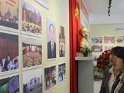 Exposition sur l'AN du Vietnam à Dà Lat