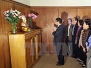 Célébration de la naissance du Président Ho Chi Minh à l'étranger