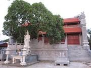 Cuong Xa - la pagode millénaire à Hai Duong