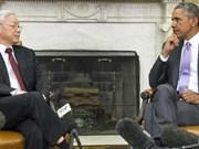 La presse belge parle de la visite du président Barack Obama au Vietnam