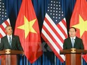 Des activités du président américain Barack Obama à Hanoi