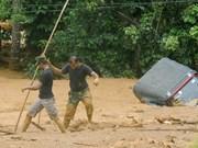 Message de sympathie au Sri Lanka