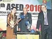 Le Vietnam à la 9e Conférence des ministres de l'Education de l'ASEAN