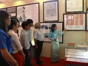 Exposition sur Hoang Sa et Truong Sa à Binh Phuoc