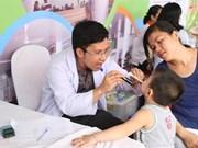 Environ 10.000 enfants sont soignés gratuitement à Hô Chi Minh Ville