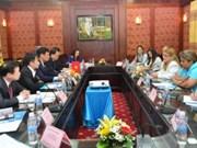 Vietnam et Cuba promeuvent leur coopération judiciaire