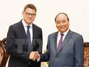 Nguyen Xuan Phuc reçoit le ministre des Sciences et des Arts du Land de Hesse