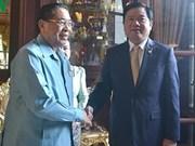 Hô Chi Minh-Ville fait tout son possible pour renforcer sa coopération avec le Laos