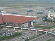 Hanoi: projet d''aéroport de Nôi Bài 2