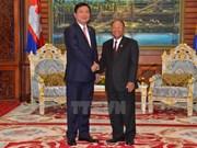 Hô Chi Minh-Ville fait tout son possible pour renforcer ses relations avec le Cambodge