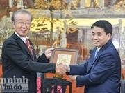 Aide japonaise dans le diagnostic précoce et la lutte contre le cancer au Vietnam
