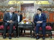 Hanoi souhaite renforcer ses relations avec les localités de Biélorussie