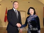 La coopération Vietnam-Pologne ne cesse de se développer