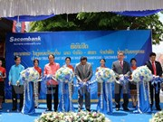 Sacombank Laos inaugure une succursale à Champassak