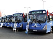 Les provinces du Sud s'orientent vers les bus au gaz naturel