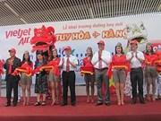 Vietjet : ouverture de la ligne aérienne Hanoi - Tuy Hoa