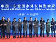 L'ASEAN et la Chine s'engagent à maintenir la paix en Mer Orientale
