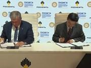 Vietnam et Russie signent un accord de fourniture de pétrole