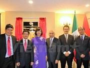 Le Service commerciale du Vietnam au Mexique se dote d'un nouveau siège