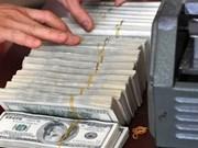 Les réserves de change s'élèvent à 38 milliards de dollars