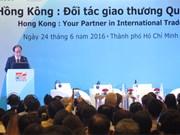 Les entreprises hongkongaises cherchent des opportunités d'investissement au Vietnam