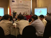 L'UE aide à renforcer les capacités de l'Audit d'État du Vietnam