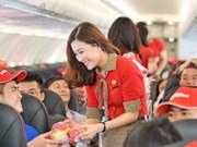 Vietjet: Au total 5.700 vols supplémentaires cet été