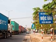 Tay Ninh et Svay Rieng (Cambodge):  quatre nouvelles portes frontalières auxiliaires