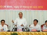Hô Chi Minh-Ville souhaite un mécanisme particulier pour son développement