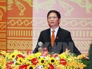 Nomination du président du sous-comité Vietnam du Comité Vietnam-Biélorussie