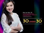 Mai Lan Van et ses projets de bénévolat V.E.O