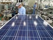 Energie solaire : JA Solar va construire une usine à Bac Giang